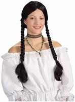 Long Black Braid Wig