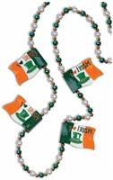 St. Patrick's Irish Flag Costume Jewelry Beads