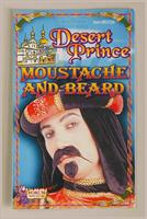 Desert Prince Beard And Moustache Costume Accessory
