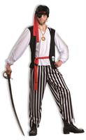 Pirate Matey Costume Adult Men