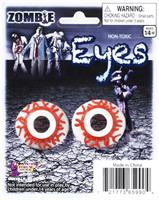 Zombie Eyes Costume Eyewear Accessory
