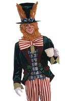 Fairy Tale Late Rabbit Adult Male Costume