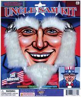 Uncle Sam Accessories & Makeup