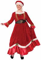 Mrs. Claus Christmas Costume Women