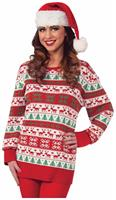 Ugly Christmas Sweater Winter Wonderland Adult