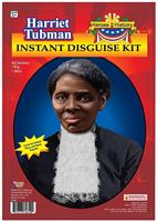 Harriet Tubman Heroes In History Instant Costume Kit One Size