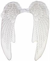 White Angel Large White Costume Wings