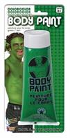 Washable Body Paint 3.4oz Green