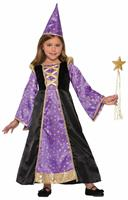 Winsome Wizard Costume Dress Child