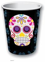 Day of the Dead Cups & Glasses