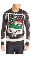 Christmas Knit Sweater Elfie
