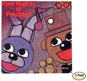 "Five Nights at Freddy's 13"" Lunch Napkins - 16-Pack"