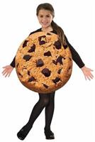 Chocolate Chip Cookie Child's Costume One Size