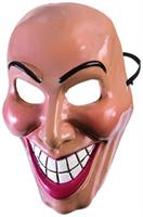 Evil Grin Female Costume Mask