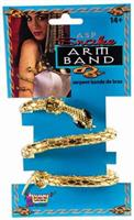 Egyptian Snake Arm Band Adult Costume Accessory