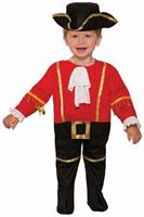 Captain Cutie Baby Costume