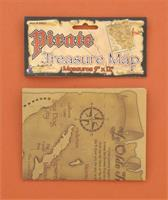Pirate Treasure Map Costume Accessory
