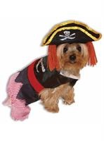 Pirate Dog Cat Pet Costume