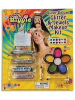 Hippie Accessories & Makeup