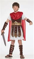 Roman Warrior Soldier Costume Child