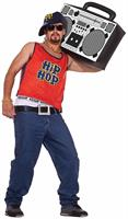 Hip Hop Home Boy Costume Adult