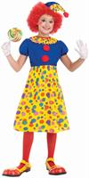 Classic Clown Child Costume