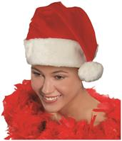 Deluxe Santa Hat Christmas Costume Accessory