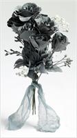 Black Rose Bridal Boo-quet Costume Accessory