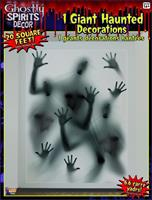 20 Square Ft Ghostly Spirits Halloween Party Decoration