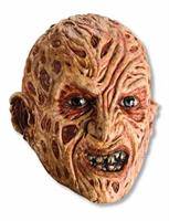 Nightmare On Elm Street Freddy Vinyl Costume Mask Adult