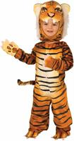 Plush Tiger Toddler / Child Costume