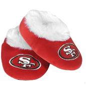 San Francisco 49Ers NFL Baby Bootie Slipper