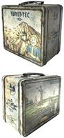 Fallout 4 Vault-Tec Weathered Tin Tote Prop Replica