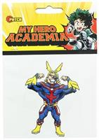 My Hero Academia All Might Embroidered Fabric Patch