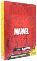 Marvel Comic Cover 9 x 5 Inch Canvas Wall Art | Invincible Iron Man #1