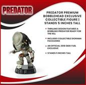 Predator Premium Bobblehead Exclusive Collectible Figure | Stands 5 Inches Tall