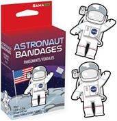 NASA Astronaut Bandages - 18 Count