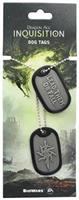 "Dragon Age: Inquisition Dog Tags ""The Inquisition"""