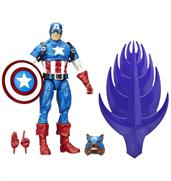 "Captain America Marvel Legends 6"" Action Figure Captain America"