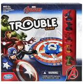 Marvel's Avengers Pop-O-Matic Trouble Board Game