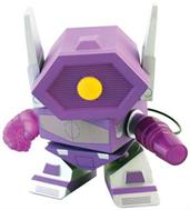 "Transformers The Loyal Subjects 8"" Action Vinyl: Shockwave"