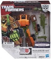 Transformers Generations Voyager Class Figure: Roadbuster