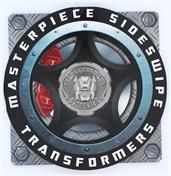Transformers MP12 Sideswipe Bonus Silver Coin Accessory