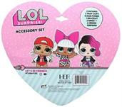 LOL Surprise 14-Piece Fashion Accessory Set