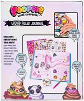 Poopsie Slime Surprise Liquid Filled Journal w/ Stickers & Pen