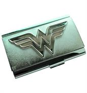 Wonder Woman Logo Metal Card Case