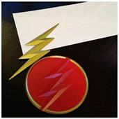 "The Flash TV Series 6"" Metal Letter Opener"