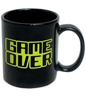 Game Over 11oz. Ceramic Coffee Mug