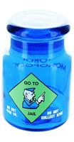 Hasbro Monopoly Go To Jail 6oz Jar