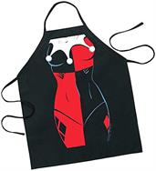 DC Harley Quinn Character Apron